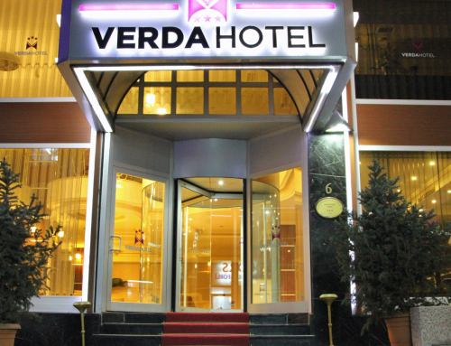 Verda Hotel, Ankara