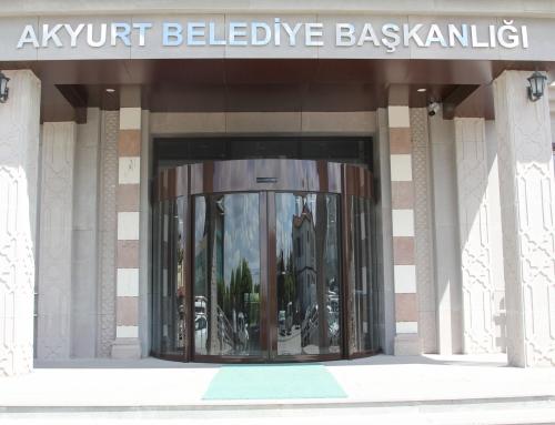 Akyurt Municipality, Ankara