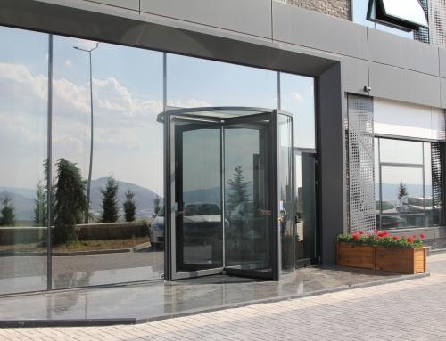 Edora Automatic Door Systems Factory, Ankara