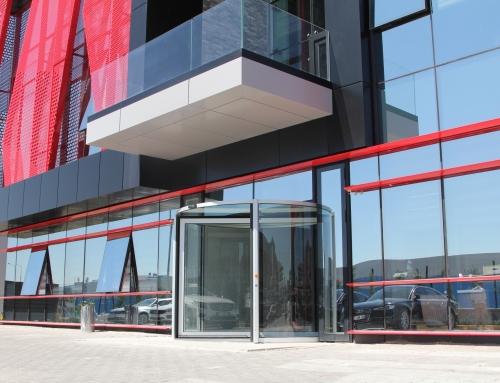 Kocamanlar Aluminum Factory, Ankara