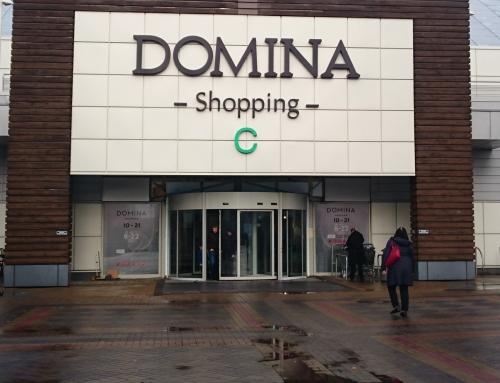 Domina Mall, Latvia