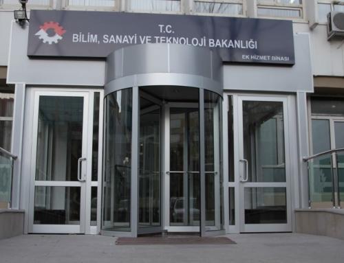 Bilim Sanayi ve Teknoloji Bakanlığı, Ankara