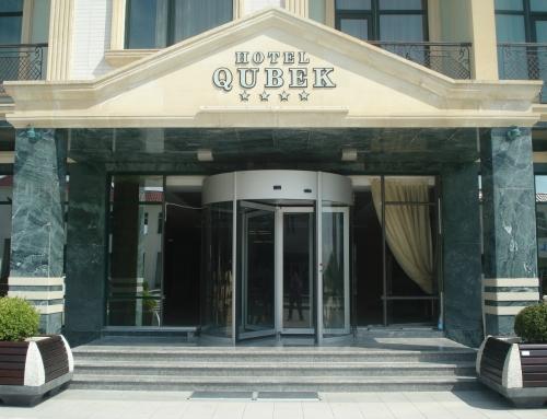 Hotel Qubek, Balaken, Azerbaycan